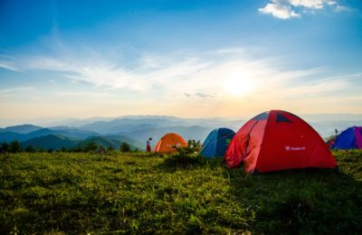 The best UK campgrounds