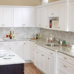 White Kitchen Cabinets Cabinet Handles And Knobs Sunco Good Value Home Improvement Center