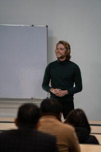 Speaker: Niels den Daas