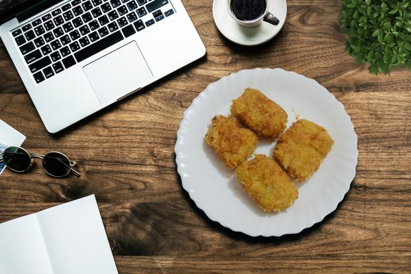 snacking while working from home tips