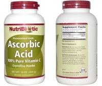 ascorbate acid, vitamin c