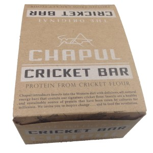 Chapul Cricket Flour Bars