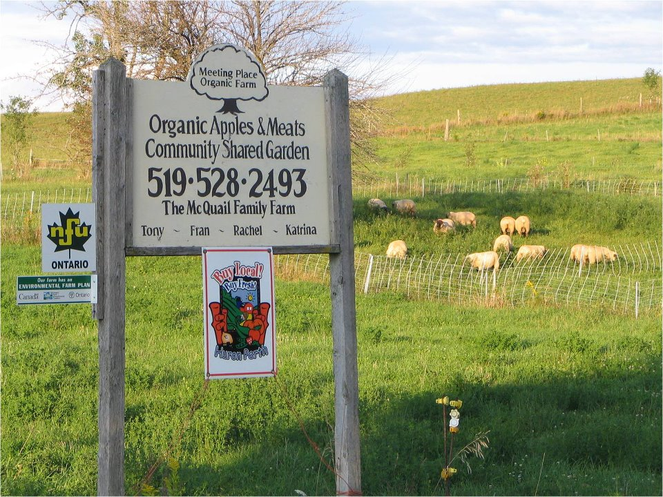 Meeting Place Organic Farm