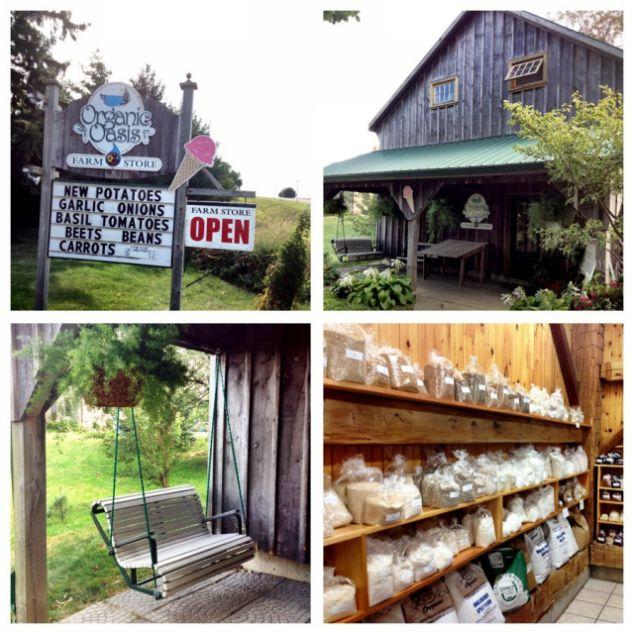 organic oasis farm store