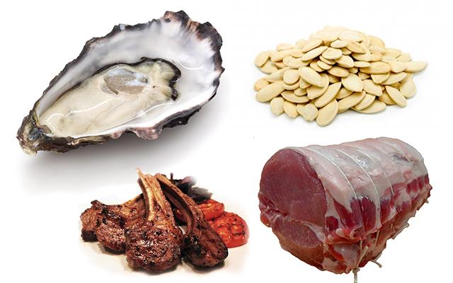 Zinc Rich Foods  Good Whole Food