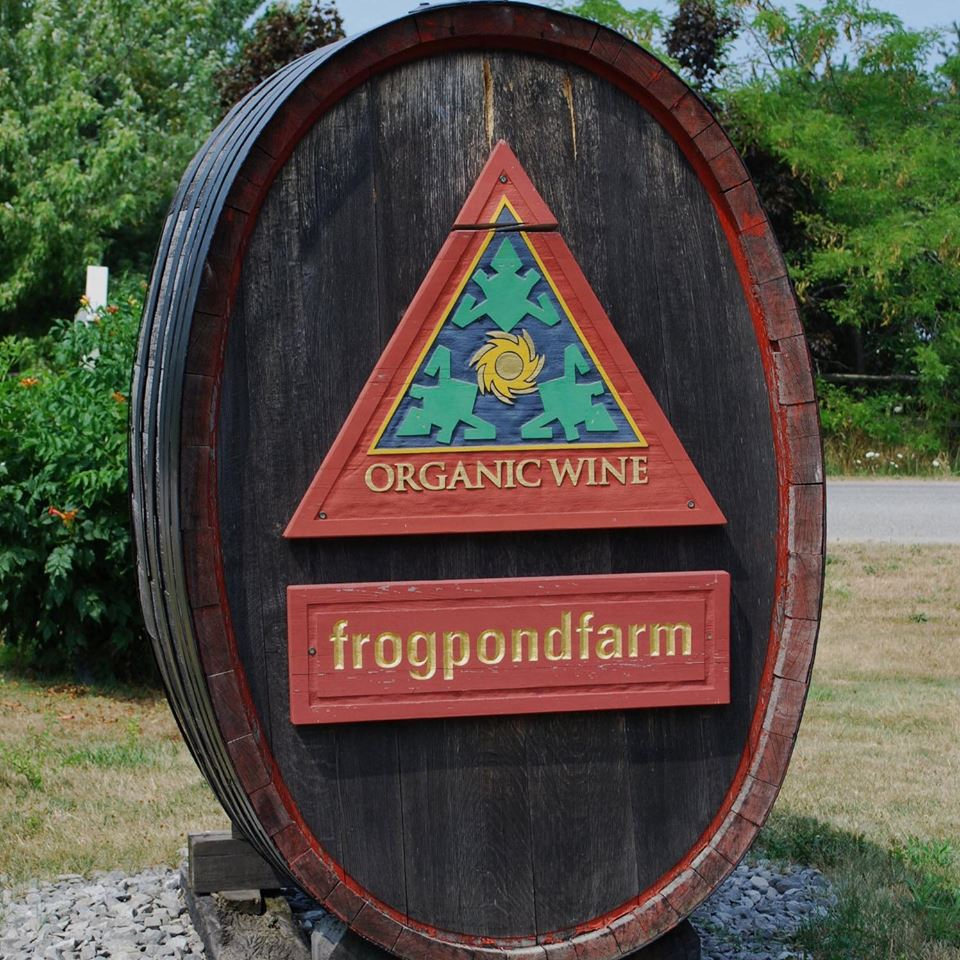 Frogpond Farm Organic Winery