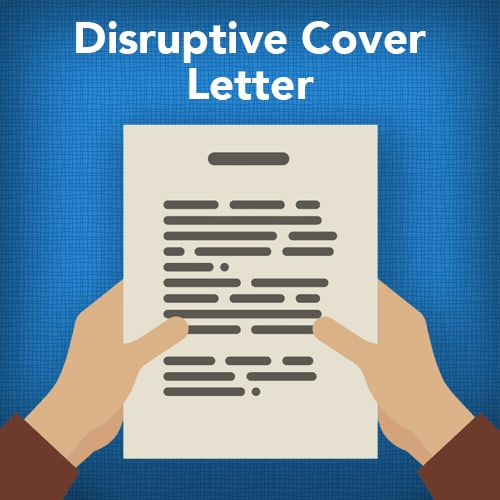 What is a Disruptive Cover Letter  Goodwill of Central and Northern Arizona  Goodwill of