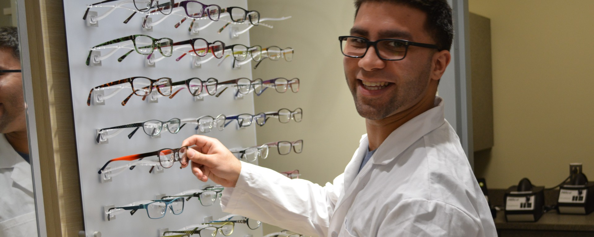 Goodwin College Optician Training Facilities