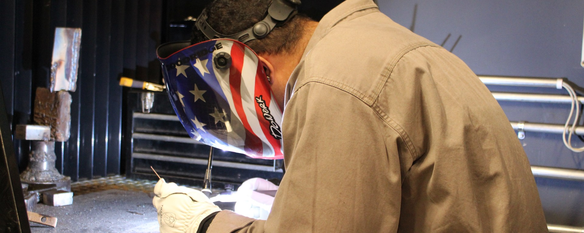 Goodwin college welding program review