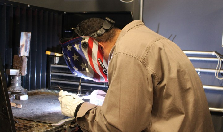 Goodwin college welding program review