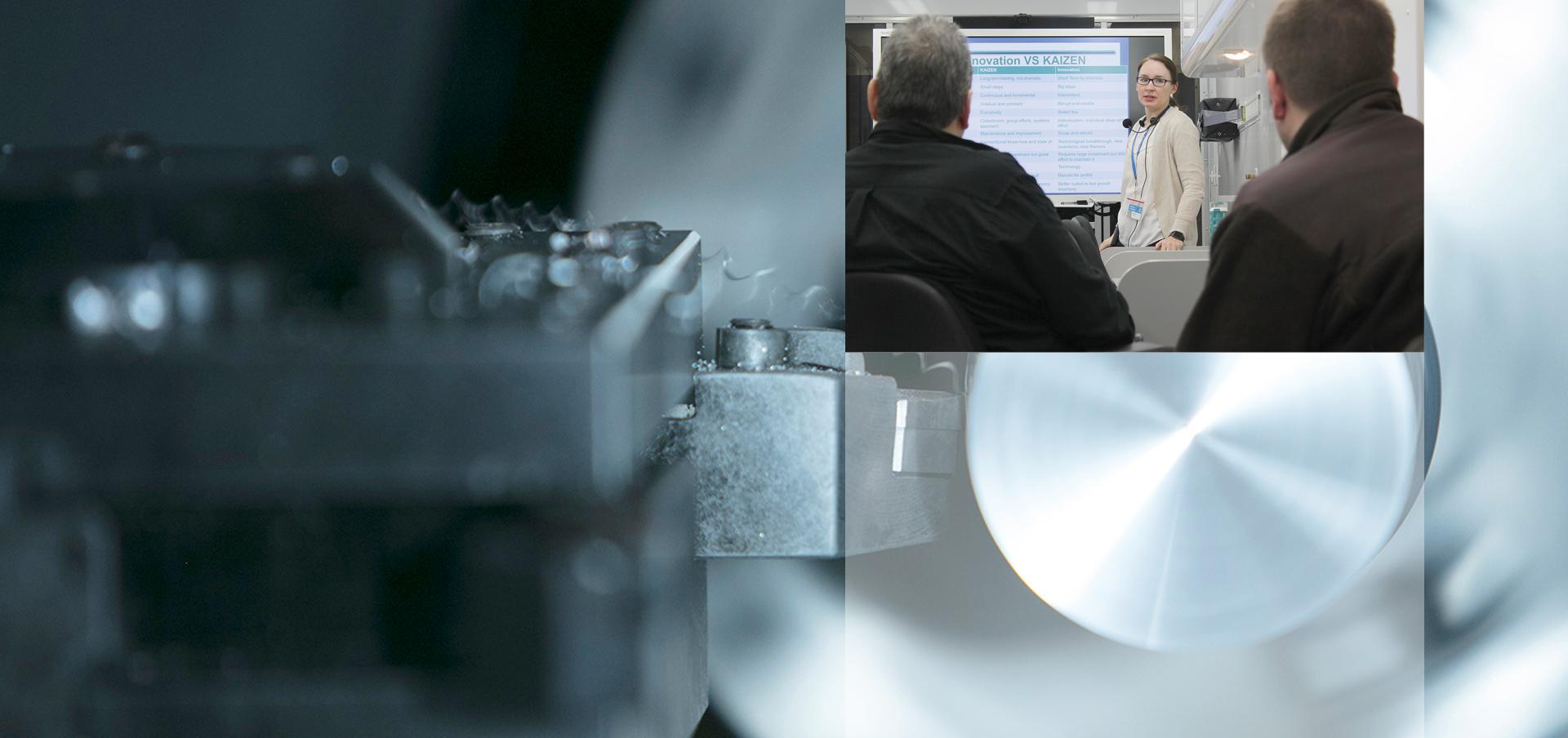 Enhancing Manufacturing Workforce Training In Ct Goodwin University