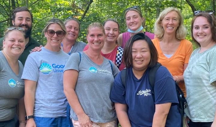 camp nursing career options
