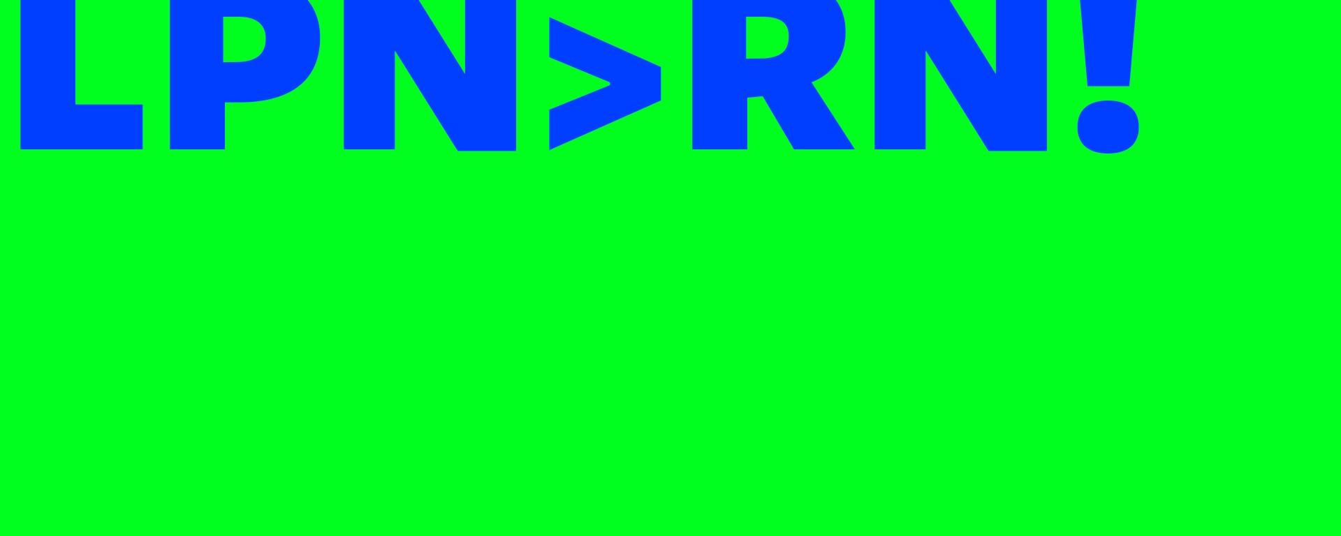 rn to lpn nursing programs in ct