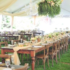 Rent Wedding Tables And Chairs Balance Ball Crossback Chair Rental Vineyard Goodwin Events