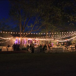 Outdoor Bistro Chairs Chair Cover Rentals Rockford Il String Lights | Cafe Lighting Goodwin Events
