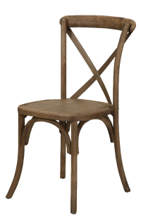 Crossback Chair Rental | Vineyard Chairs | Goodwin Events