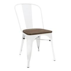 Bamboo Folding Chairs Wedding Best Beach Uk Crossback Chair Rental | Ghost Tolix |bench