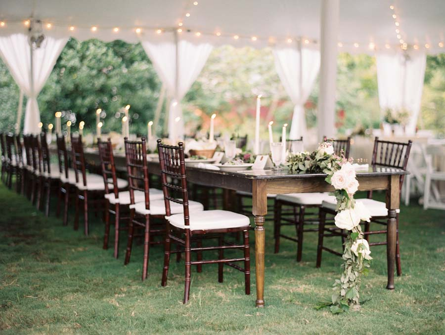 renting tables and chairs for wedding black sling swivel patio farm table rental rent goodwin events