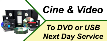 Cine Video DVD