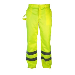 VIZWELL® Pantalon Haute Visibilité