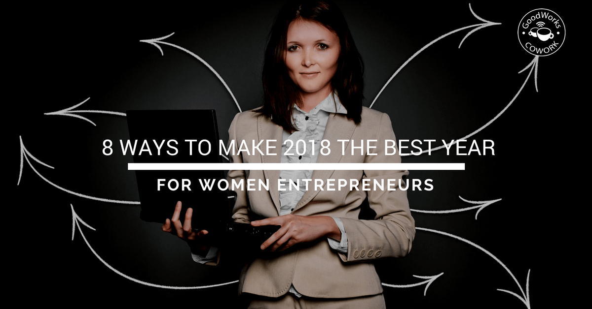 2018 for women entrepreneurs