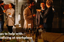 7 tips for socializing at workplace