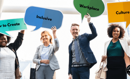 4 ways to create an inclusive workplace culture