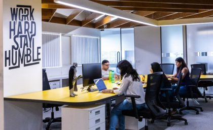 CoWorking Spaces Are Shaping The Future Of Work!