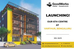 Launching our 6th Centre at Varthur, Bengaluru