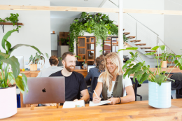 Coworking Spaces Helping Environment To Be Sustainable. One Step At A Time!