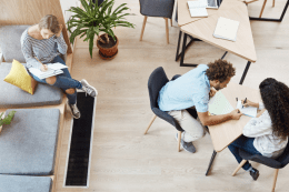 Top 5 Advantages Coworking Spaces Have Over Traditional Offices