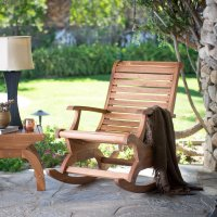 Outdoor Rocking Chair : time to relax  goodworksfurniture