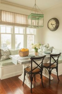 Home design ideas: Breakfast nook table - goodworksfurniture