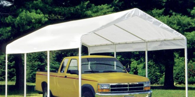 Car canopy The portable shelter for your lovable ride