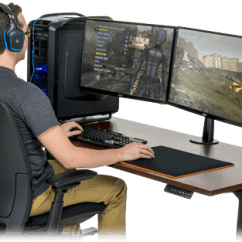 Best Gaming Chair Uk Stadium With Arms Computer Desk: Pic The One – Goodworksfurniture