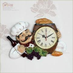 Kitchen Clocks Used Cabinets Ct A Necessary Component For Goodworksfurniture Personalized Restaurant Resin Vintage Wall Clock Large Office Xbtqfpo