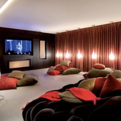 Living Room Theater Red Curtains Setting Prefect Theaters Goodworksfurniture With Smart Design For Home Decorators Furniture Ersibbr