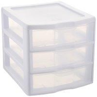 Plastic storage drawers: storage made easier & convenient