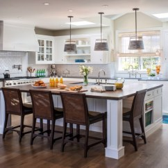 Kitchen Island Large How Much Does It Cost To Change Cabinets Islands With Seating And Storage Why They Are So Chairs Shelves Chamynt