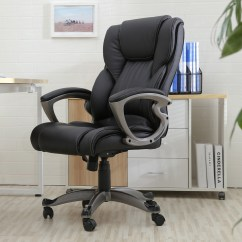 Office Chair High Back Tot Sprout Review Leather Executive Functionality And Comfort