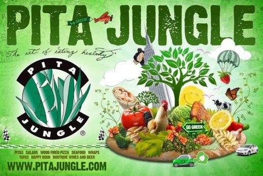 Image result for pita jungle phoenix