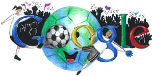 Doodle4Google World Cup Winner - Australia