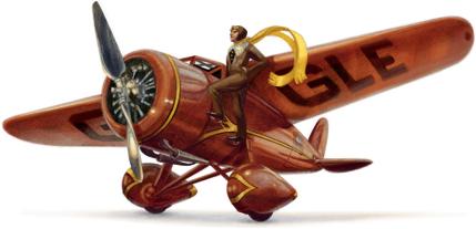 Amelia Earhart's 115th birthday