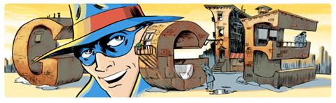 Will Eisner's 94th Birthday