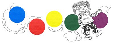 Miriam Ruth's Birthday. Illustrations inspired by Ora Eyal. Permission courtesy Poalim Publishing Group.