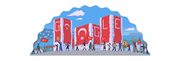 Türkiye Cumhuriyeti'nin 90'ıncı Yılı