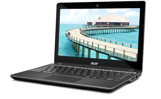 Chromebooks Acer C720 Chromebook