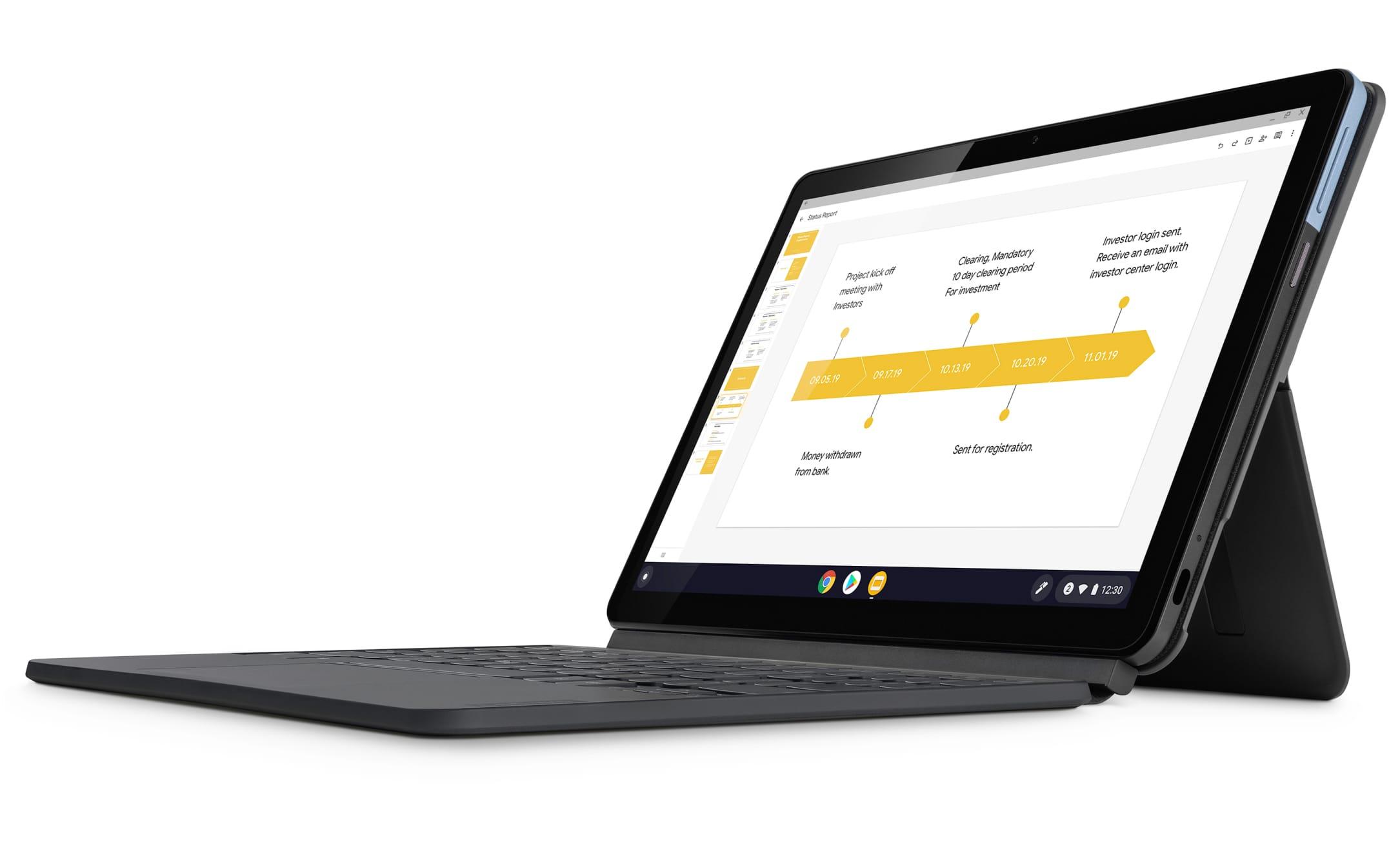 google chromebooks laptops detachables