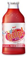 Google Gulp - Red