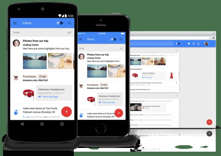 Inbox by Google dispensa convites, e agora é aberto para todos 1
